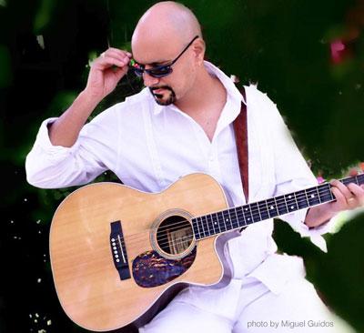 Fabian Fernandez in the US